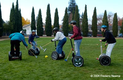 Segway Polo 2 Nights Package