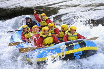 White Water Rafting 2 Nights Package