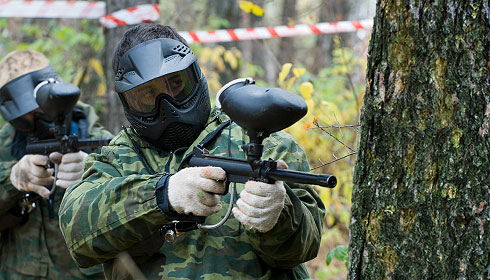 Paintballing (Outdoor) 1 Night Package